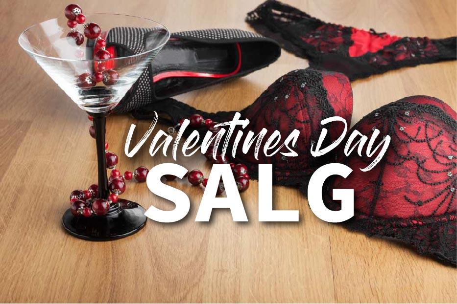 Valentines Day Salg
