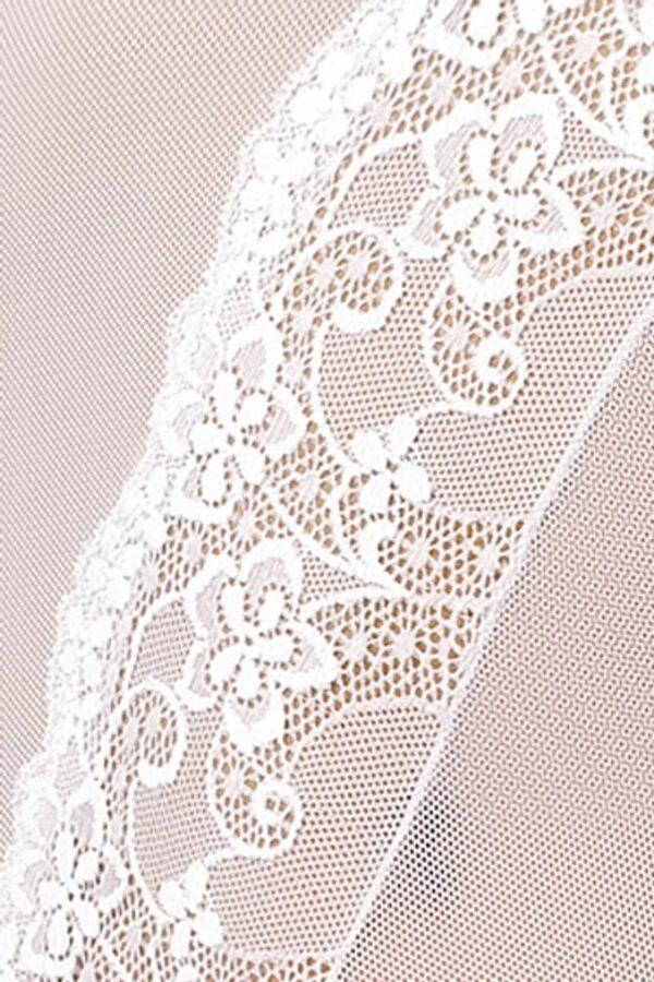 Estera White Chemise Detail