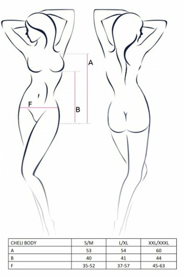 Cheli Body Size